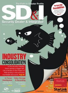 SD&I Magazine July Front Cover